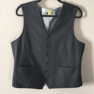 Slim JF J. Ferrar Vest Size Large
